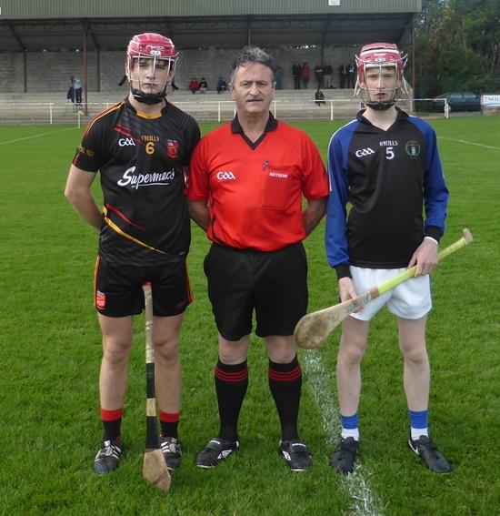 Dean Ryan Cup – Ardscoil Ris 2-15 Nenagh CBS 1-12