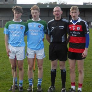 Dr. Harty Cup Hurling – Castletroy College 3-8 High School Clonmel 1-13 – Match Report