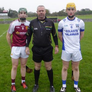 Dr. Harty Cup Hurling – Our Ladys Templemore 1-23 St. Flannans 1-12
