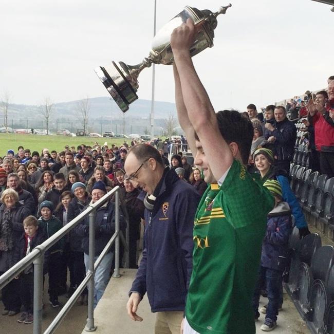 Corn Uí Mhuirí Football Round 1 Results