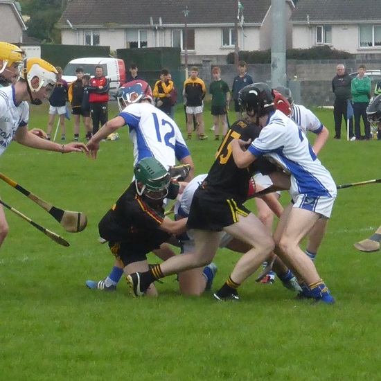 Dean Ryan Cup Hurling Semi-Final Results