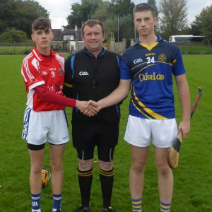 Dean Ryan Cup Quarter-Final – Thurles CBS 1-11 Gaelcholaiste Mhuire AG 0-9 – Match Report