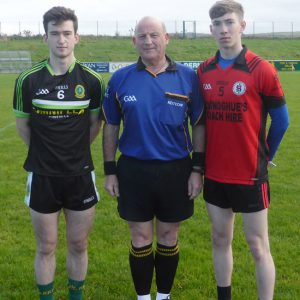 Corn Ui Mhuiri Football – Mercy Mounthawk 4-16 High School Clonmel 0-7 – Match Report