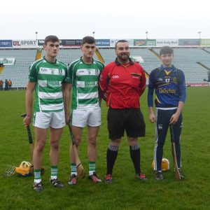 Dean Ryan Cup Hurling Final Replay – Coláiste Cholmáin Fermoy 2-12 Thurles CBS 1-13