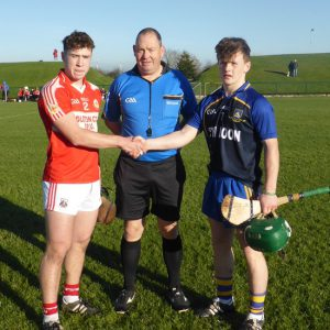 Dr. Harty Cup Hurling – Midleton CBS 1-15 Scoil Na Trioniode Doon 1-12 – Match Report