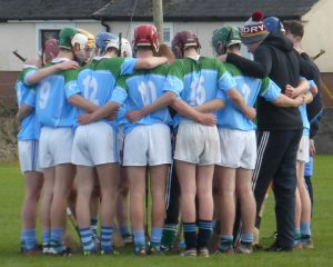 Dr. Harty Cup Hurling – Blackwater Community School Lismore 2-17 Castletroy College 1-13