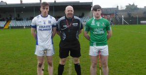 Dr. Harty Cup Hurling – St. Colmans Fermoy 4-22 St. Flannans Ennis 2-19 – Match Report
