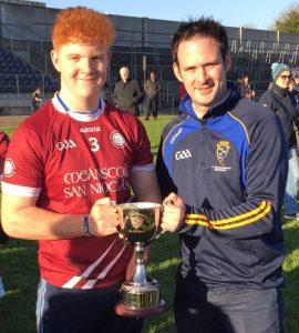 Munster GAA PPS Under 16.5 E Hurling Final – Meánscoil San Nioclás Rinn 3-13 Tralee CBS 4-3
