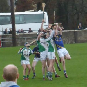 Dr. Harty Cup Hurling – Thurles CBS 0-14 Abbey CBS 0-9 – Match Report