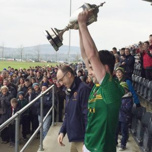Corn Ui Mhuiri Football Quarter-Final – St Brendans 2-18 PS Chorcha Dhuibhne 0-9