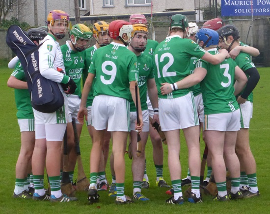 Dr. Harty Cup Hurling Semi-Final – Coláiste Cholmáin Fermoy 1-8 CBS Midleton 0-7 – Match Report