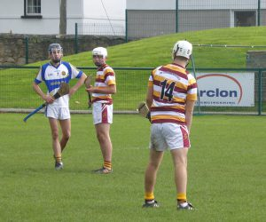 Dr. Harty Cup Hurling Quarter-Final – Nenagh C.B.S. 0-20 De La Salle College Waterford 2-13 (after extra time)