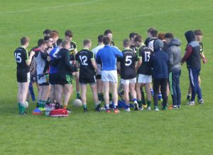 Corn Ui Mhuiri Football Quarter-Final – St Flannan's 4-9 Mercy Mounthawk 2-12