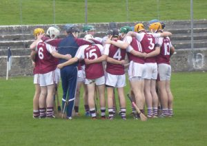 Dr. Harty Cup Hurling Quarter-Final – Our Lady's Templemore 3-14 Thurles C.B.S. 1-10
