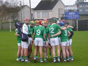 Dr. Harty Cup Hurling Quarter-Final – Coláiste Cholmáin Fermoy 3-12 Christian Brothers College, Cork 1-12
