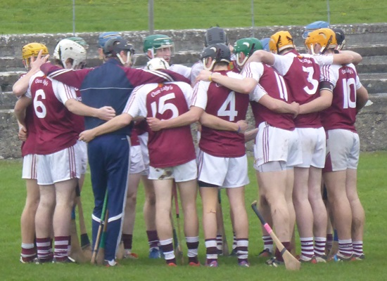 Dr. Harty Cup Hurling Semi-Final – Our Lady's Templemore 1-15 Nenagh CBS 0-14 – Match Report