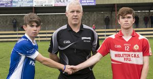 Dean Ryan Cup Under 16.5 A Hurling Semi-Final – Midleton CBS 2-17 St. Flannans 2-16 – Match Report