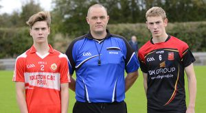 Dean Ryan Cup Under 16.5 A Hurling Quarter-Final – Midleton CBS 1-22 Ardscoil Ris Limerick 0-15