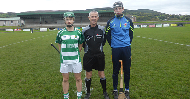 Dean Ryan Cup Under 16.5 A Hurling Quarter-Final – Thurles CBS 3-29 Coláiste Cholmáin Fermoy 3-8
