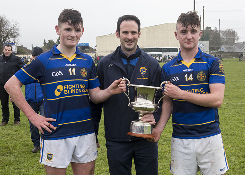 Dean Ryan Cup Under 16.5 A Hurling Final – Thurles CBS 3-15 Midleton CBS 2-15