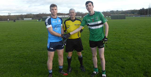Corn Ui Mhuiri Football – Colaiste Chriost Ri 2-13 Clonakilty Community College 1-10 – Match Report