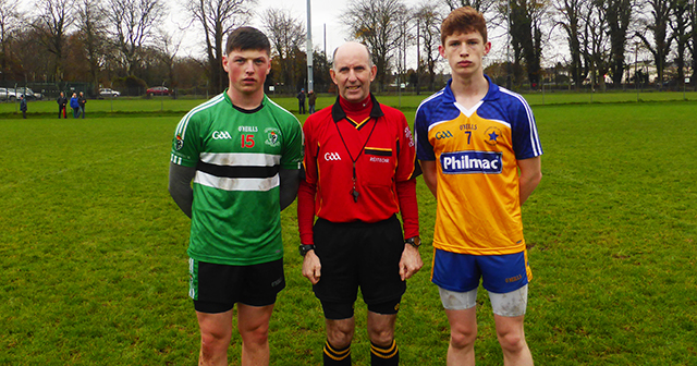 Corn Ui Mhuiri Under 18.5 A Football Group B – De La Salle College Macroom 2-14 Colaiste Chriost Ri 0-14 – Match Report
