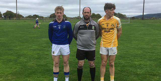 Dean Ryan Cup Quarter-Final – Nenagh CBS 2-15 Hamilton High School Bandon 1-8 – Match Report