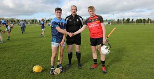 Dr. Harty Cup Hurling – CBC Cork 6-19 Castletroy College 0-10 – Match Report
