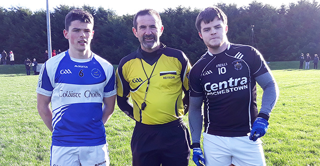 Corn Ui Mhuiri Under 19 A Football Quarter-Final Results / Match Reports