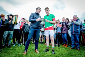 Dr. Eamon O'Sullivan Cup All-Ireland Senior C Football Final – Patrician Academy Mallow 2-14 St. Paul's Oughterard 3-8