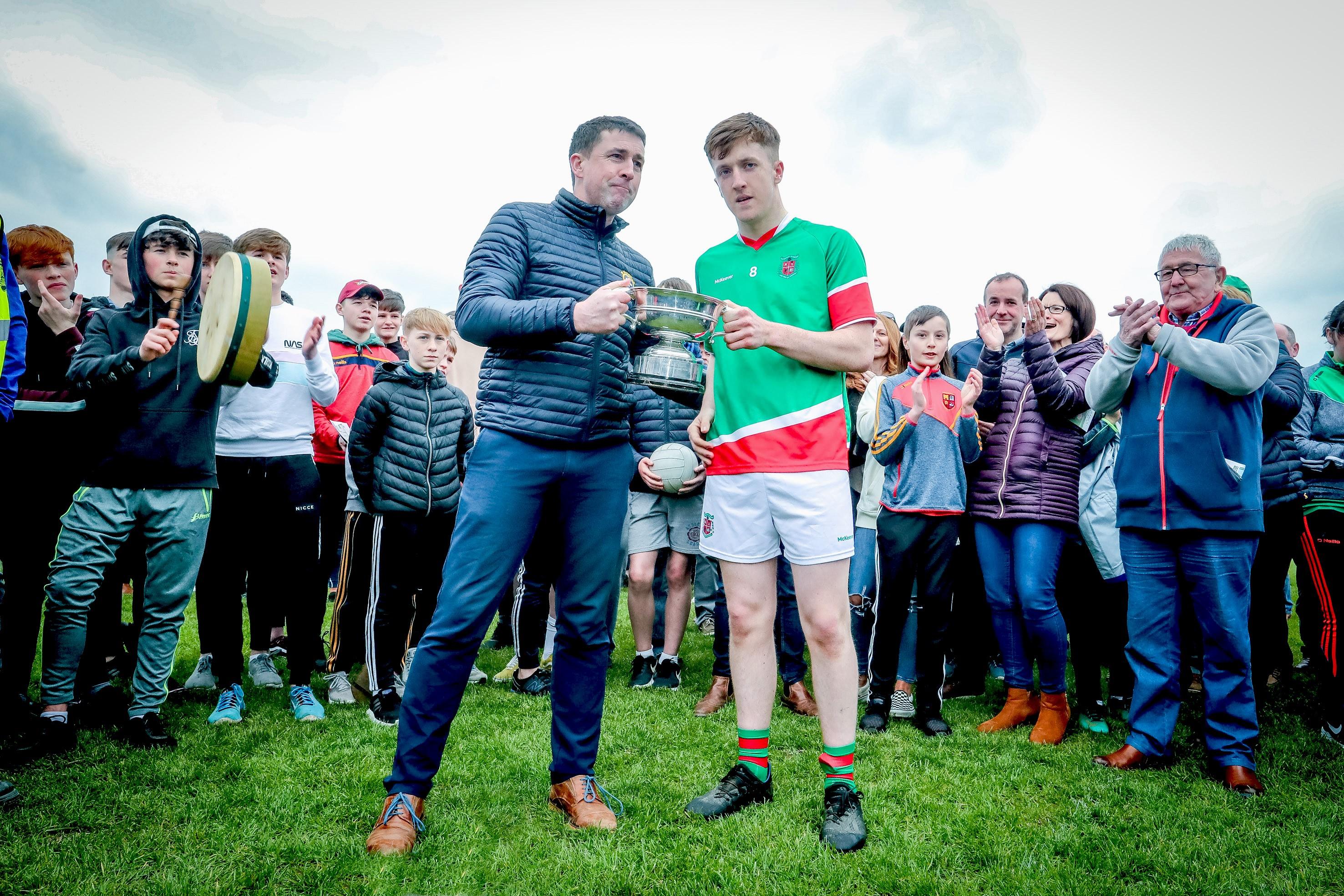 Dr. Eamon O'Sullivan Cup All-Ireland Senior C Football Final – Patrician Academy Mallow 2-14 St. Paul's Oughterard 3-8